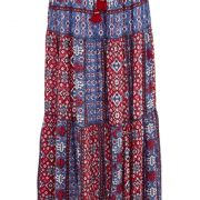 Flossie Skirt pring front